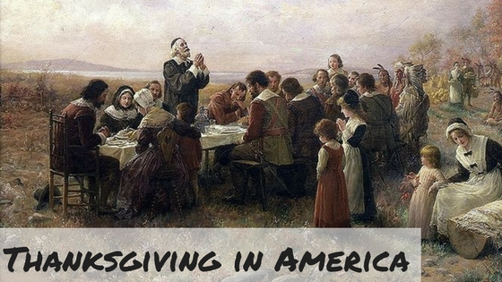 Jennie Augusta Brownscombe, The First Thanksgiving at Plymouth