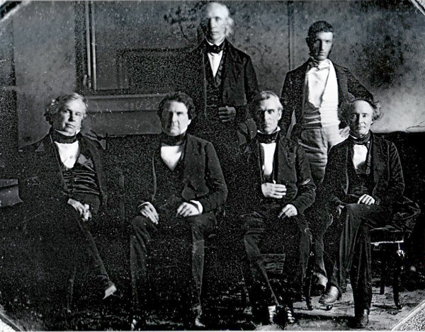 Cabinet Members For Andrew Jackson - thesecretconsul.com